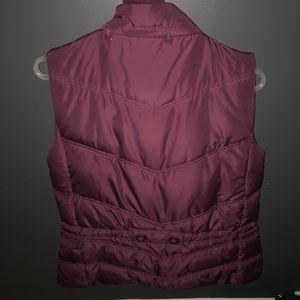 Purple Maurice's Vest